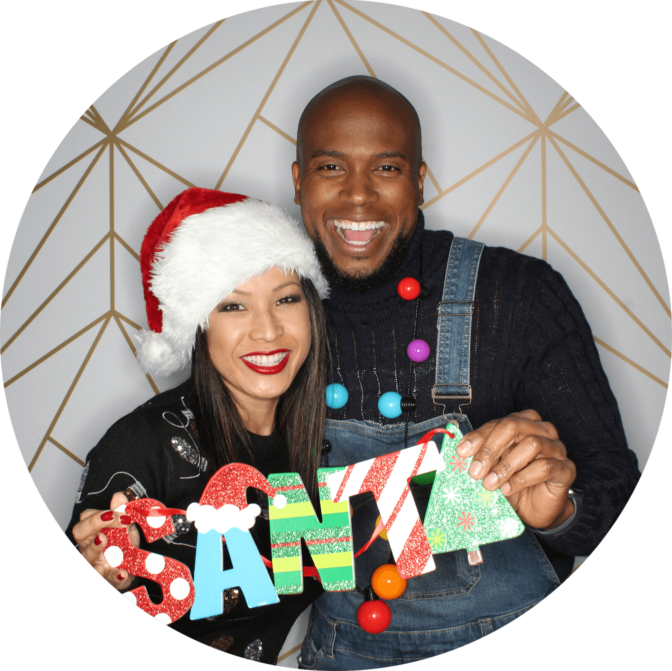 Rodeo Dental Holiday Party Htx Photo Booth